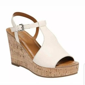 "Franco Sarto wedge sandal ""Clinton"""